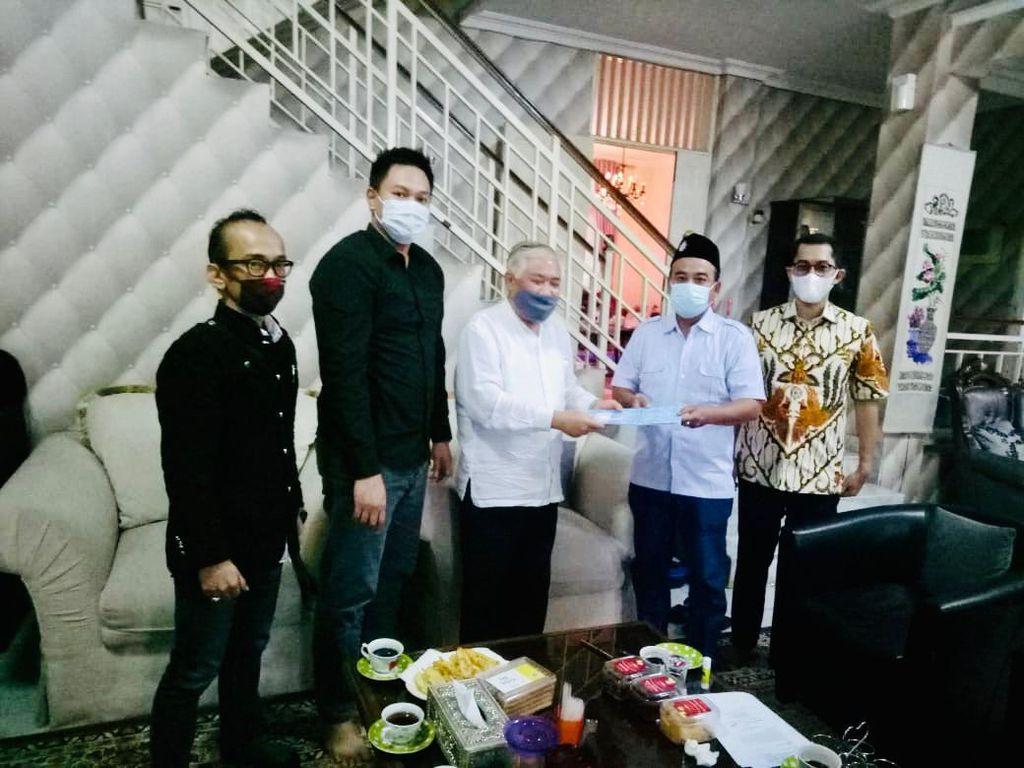 Pengacara Din Syamsuddin Temui KASN Minta Salinan Laporan soal Tuduhan Radikal