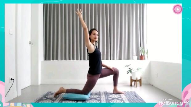 Yoga Bersama Bumil Time