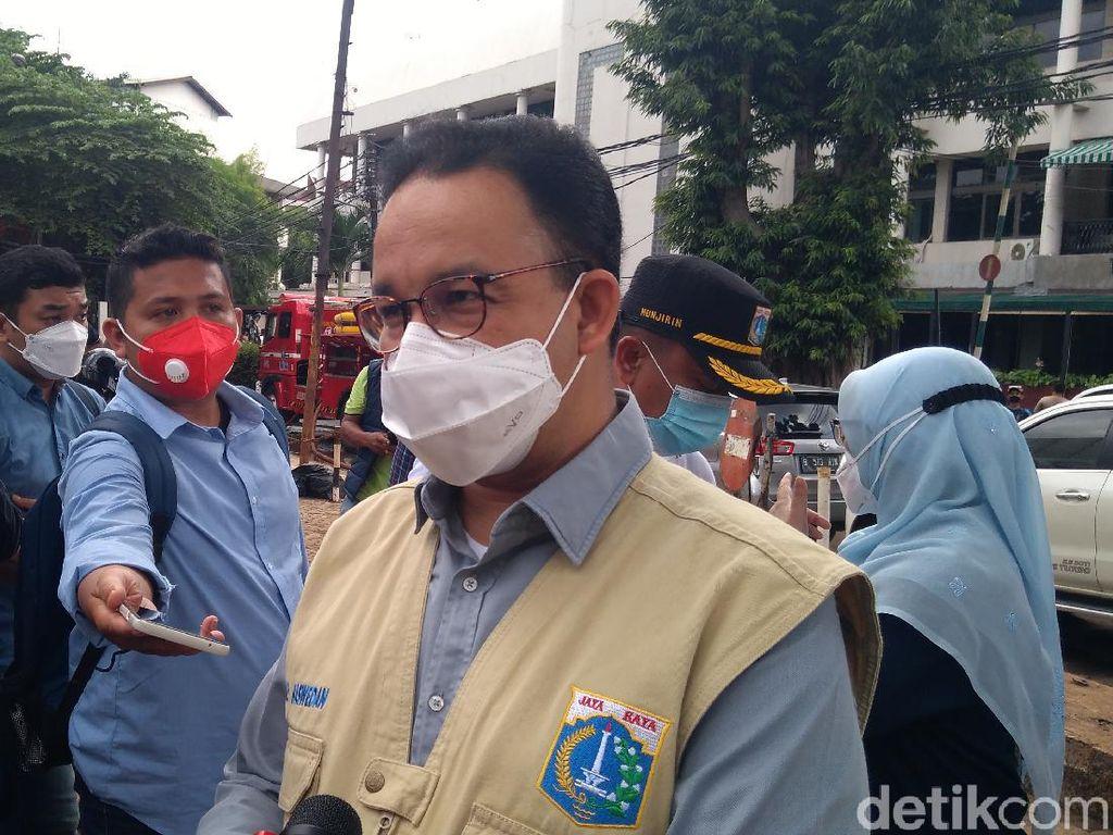Anies Belasungkawa, Banjir DKI Telan 4 Korban Jiwa Anak-anak