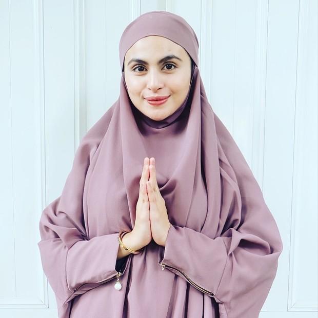 Asha Shara punya darah keturunan Arab/instagram.com/ashasyara