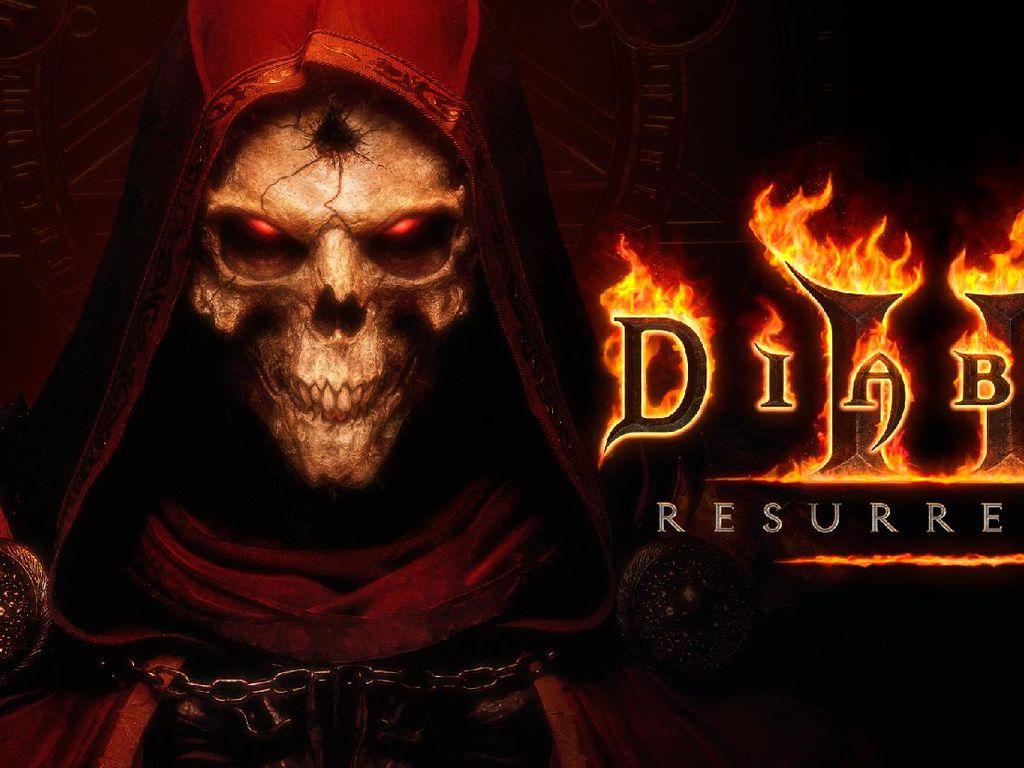 Blizzard Pamer Diablo II: Resurrected untuk Konsol dan PC