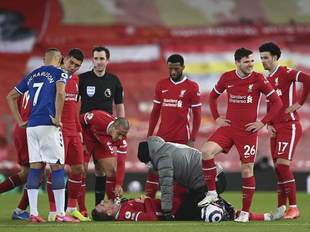 Jordan Henderson Cedera, Krisis Bek Liverpool Makin Parah