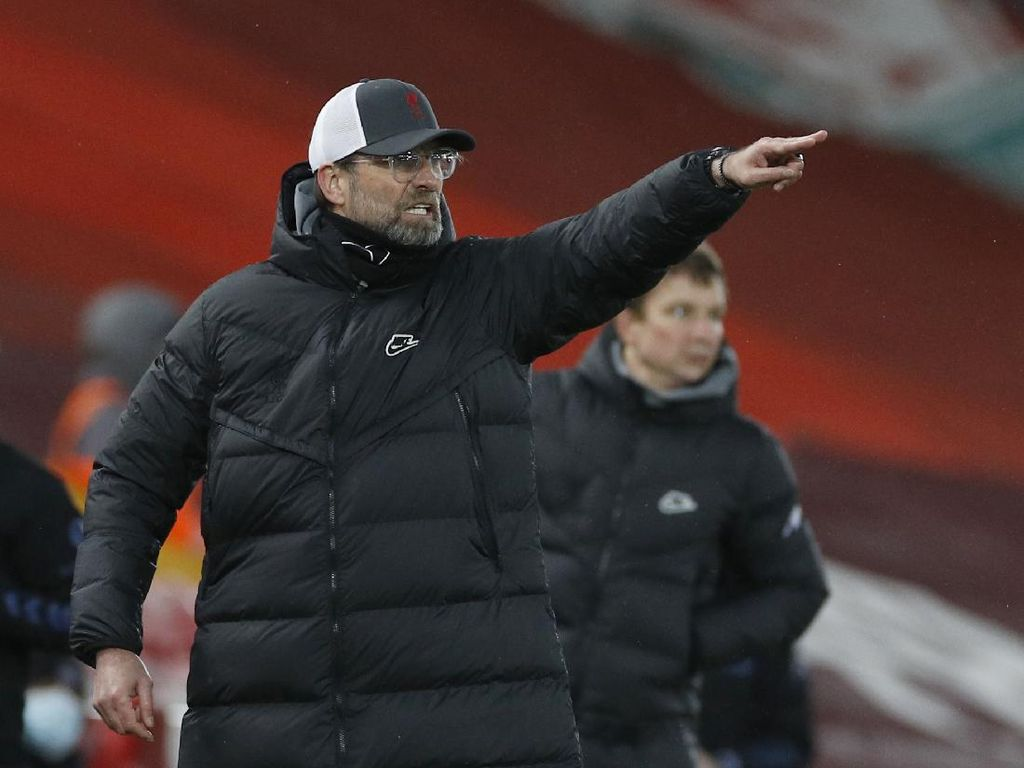 Liverpool Tersungkur, Klopp Ribut sama Asisten Pelatih Everton!