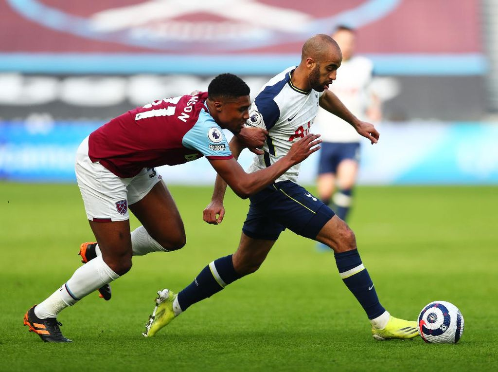 West Ham Vs Tottenham: The Lilywhites Kalah karena Kesalahan Sendiri