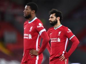 Liverpool Frustrasi Banget Enggak Bisa Bikin Gol