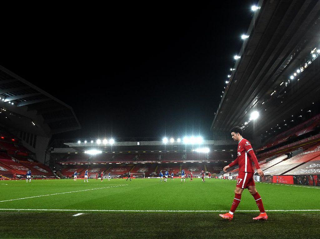 Anfield, Benteng yang Kini Menjadi Neraka Liverpool