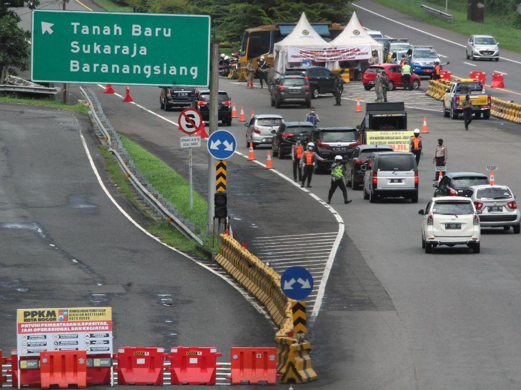 Ganjil Genap di Kota Bogor Diperpanjang