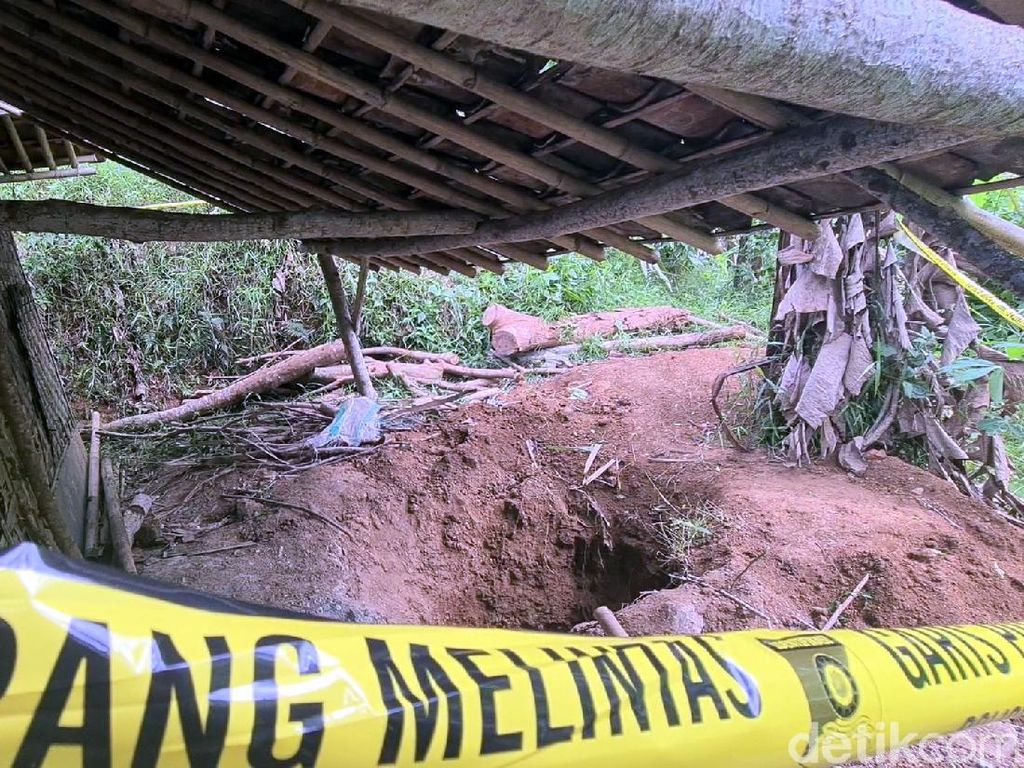 Aksi Keji Pembantu Kubur Majikan di Septic Tank Sukabumi