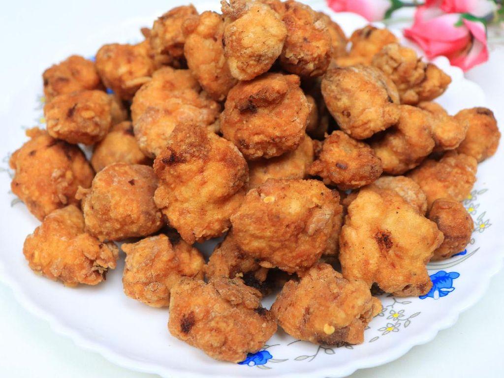 Resep Chicken Popcorn ala KFC yang Gurih Renyah