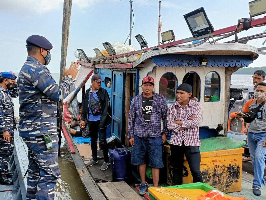TNI AL Gagalkan Upaya Penyelundupan 28 TKI Ilegal dari Sumut ke Malaysia