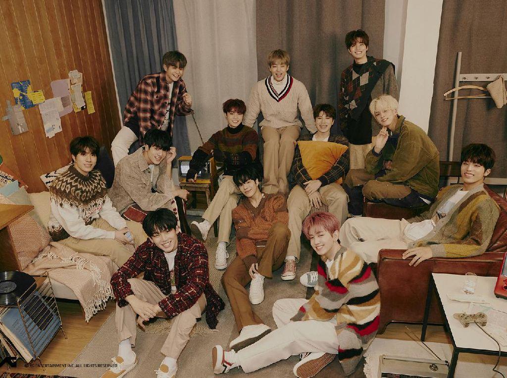11 Comeback dan Debut Idola K-Pop Maret 2021