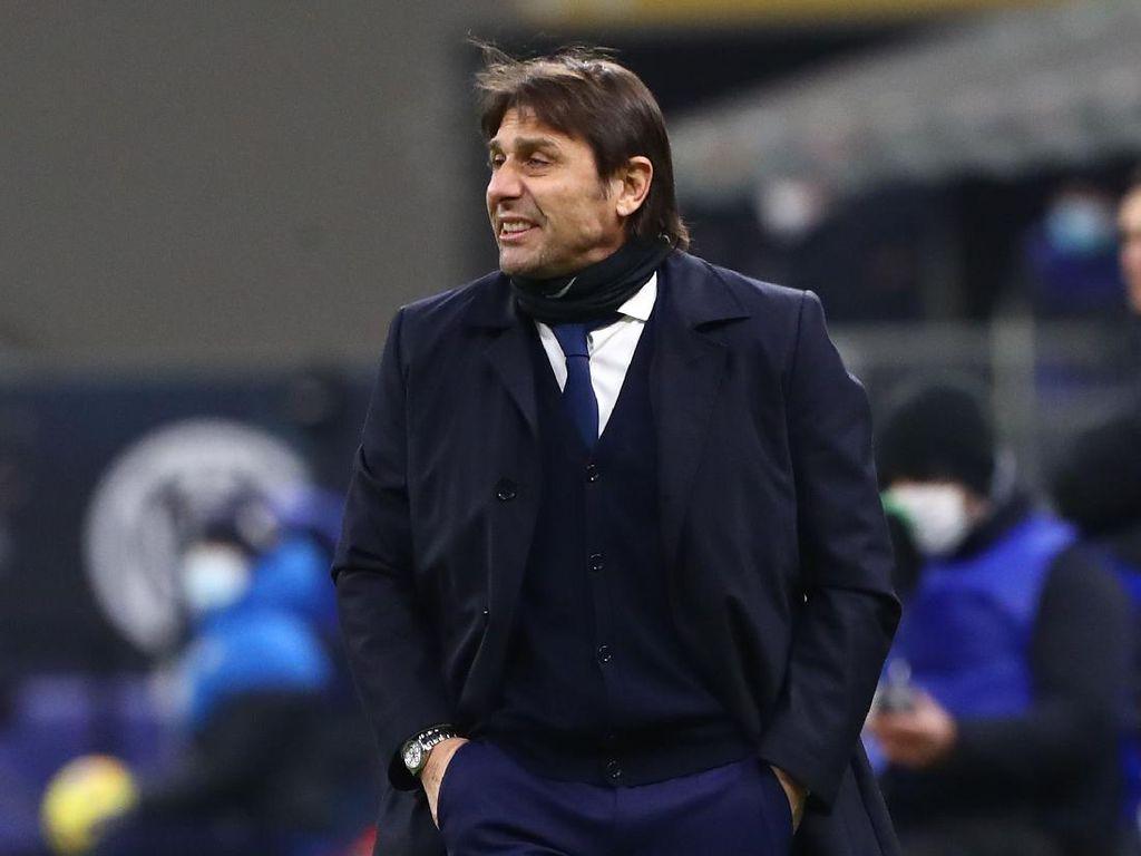 Inter Pecundangi AC Milan, Conte: Yahud Banget!