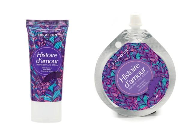 BrunBrun Paris Perfumed Hand Cream/brunbrunparis.com