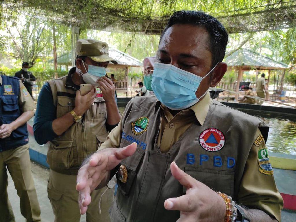 Bupati Bekasi: Perbaikan Tanggul Citarum yang Jebol Tunggu Air Surut