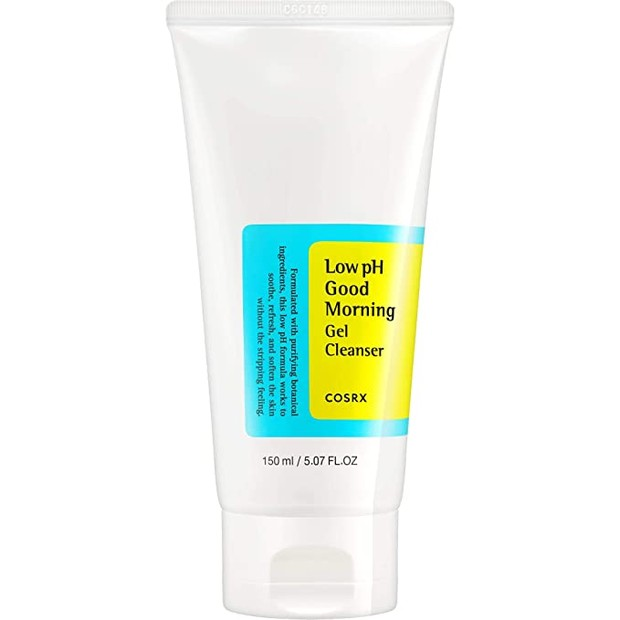Cosrx Good Morning Low pH Cleanser (sumber : watsons.co.id)