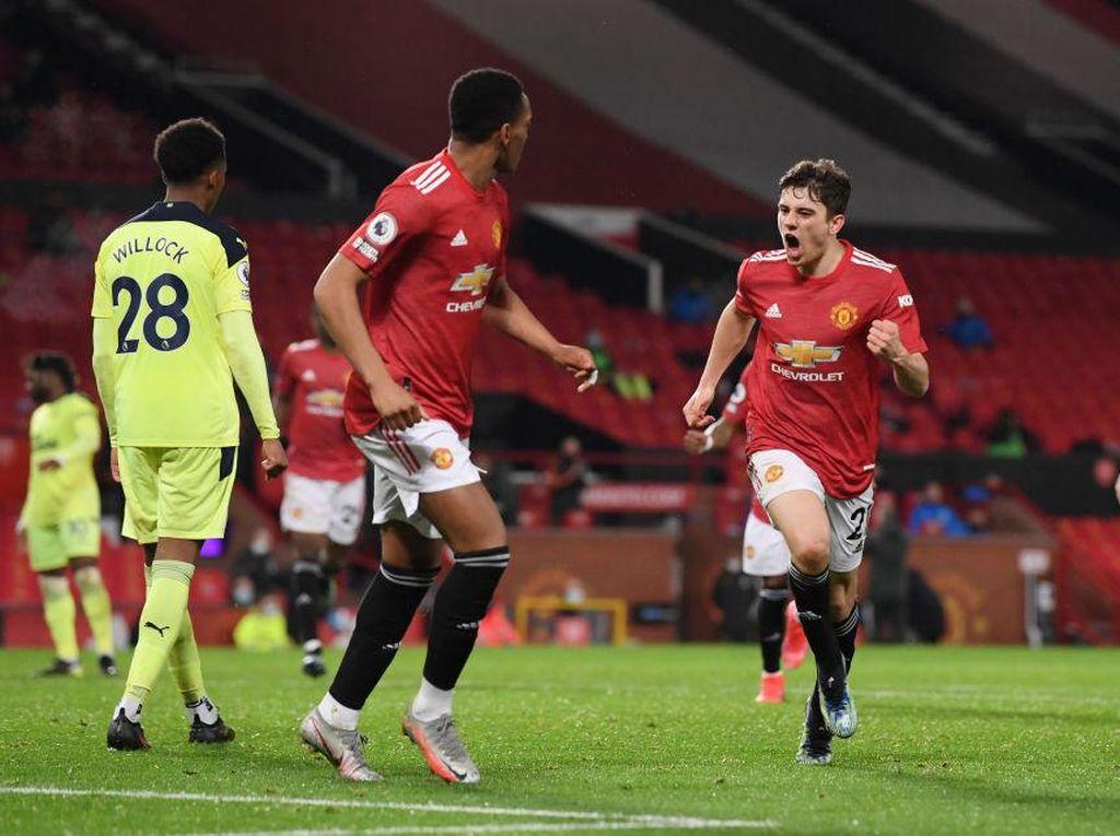 Daniel James Selalu Ada untuk Man United