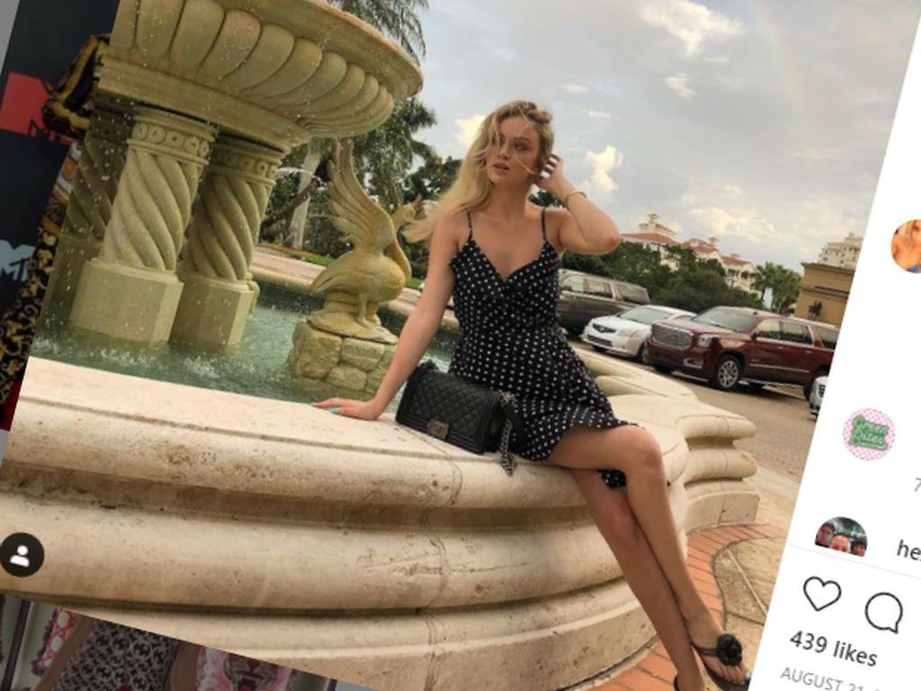 Model Playboy Ini Banting Setir Jadi Tenaga Medis karena COVID-19