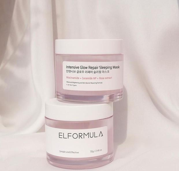 ELFormula Intensive Glow Repair Sleeping Mask