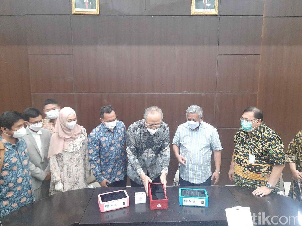 Alat Tes COVID-19 Lewat Keringat Ketiak Diuji Profile di RS Islam Surabaya