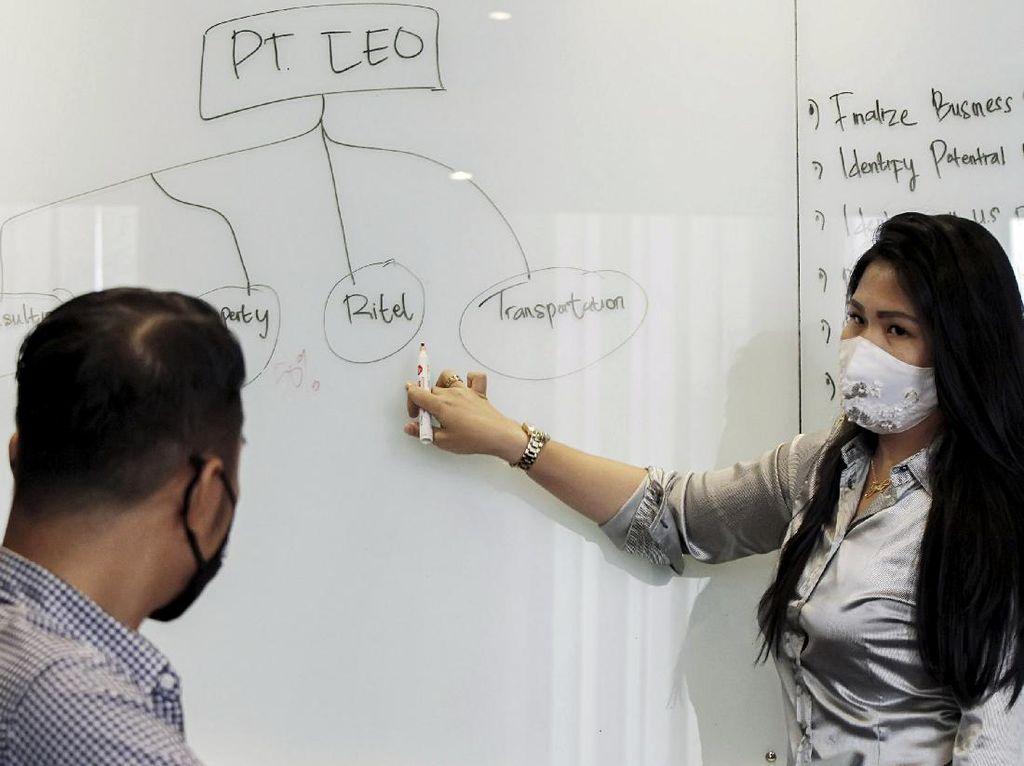 Ini Sosok CEO Wanita Indonesia yang Pimpin Konsultan di 7 Negara