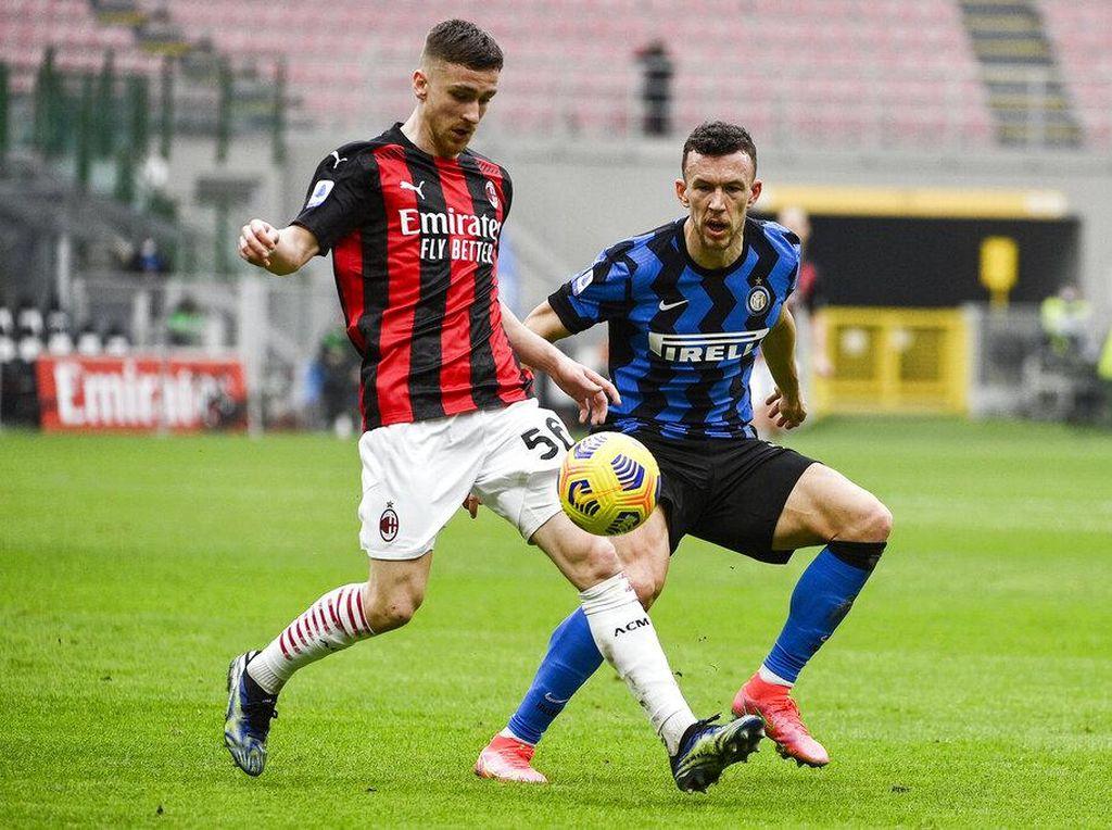Milan Vs Inter: Mari Memuji Ivan Perisic