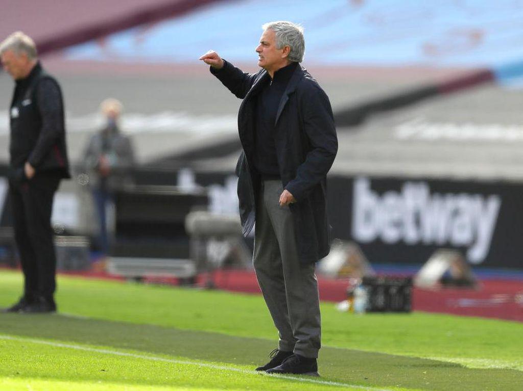 Tottenham Jeblok, Mourinho Bilang Dirinya Masih yang Terbaik di Dunia