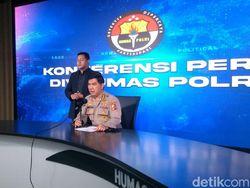 Polri Buka Suara Terkait Penertiban Relawan Eks FPI di Cipinang Melayu Jaktim