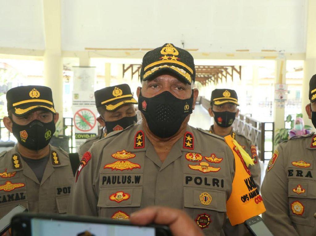 Oknum Polisi Diduga Jual Senpi ke KKB, Kapolda Papua: Jaringan Ditelusuri
