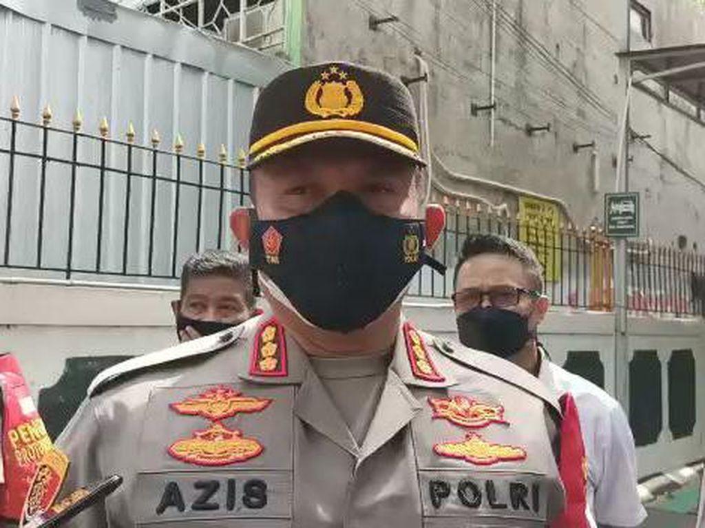 Sidang Praperadilan HRS, Polisi Ingatkan Pendukung Tak Berkerumun