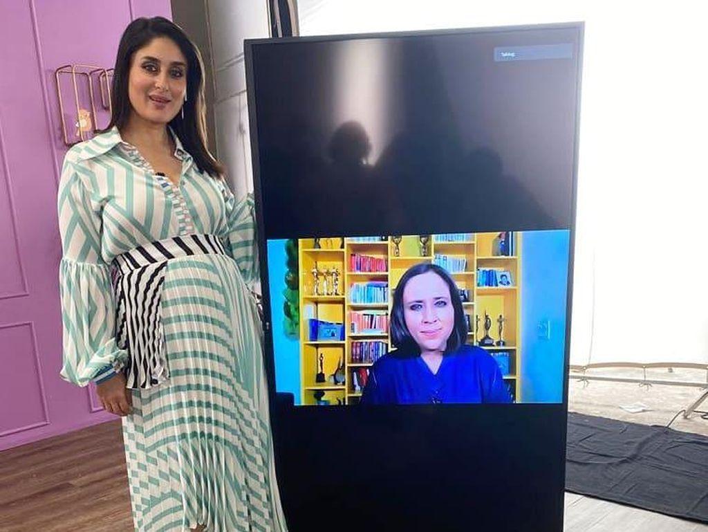 Foto: Gaya Kehamilan Kareena Kapoor Khan Sampai Lahir Anak Ke-2