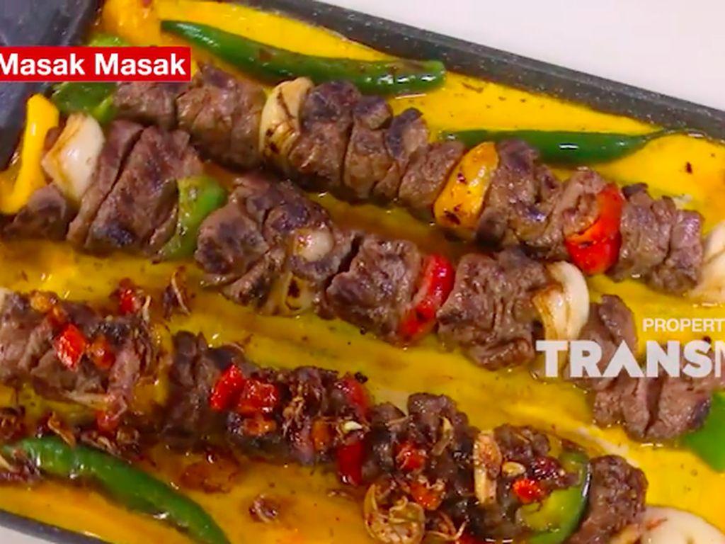Masak Masak :  Kebab Platter Istimewa yang Mantap Enaknya