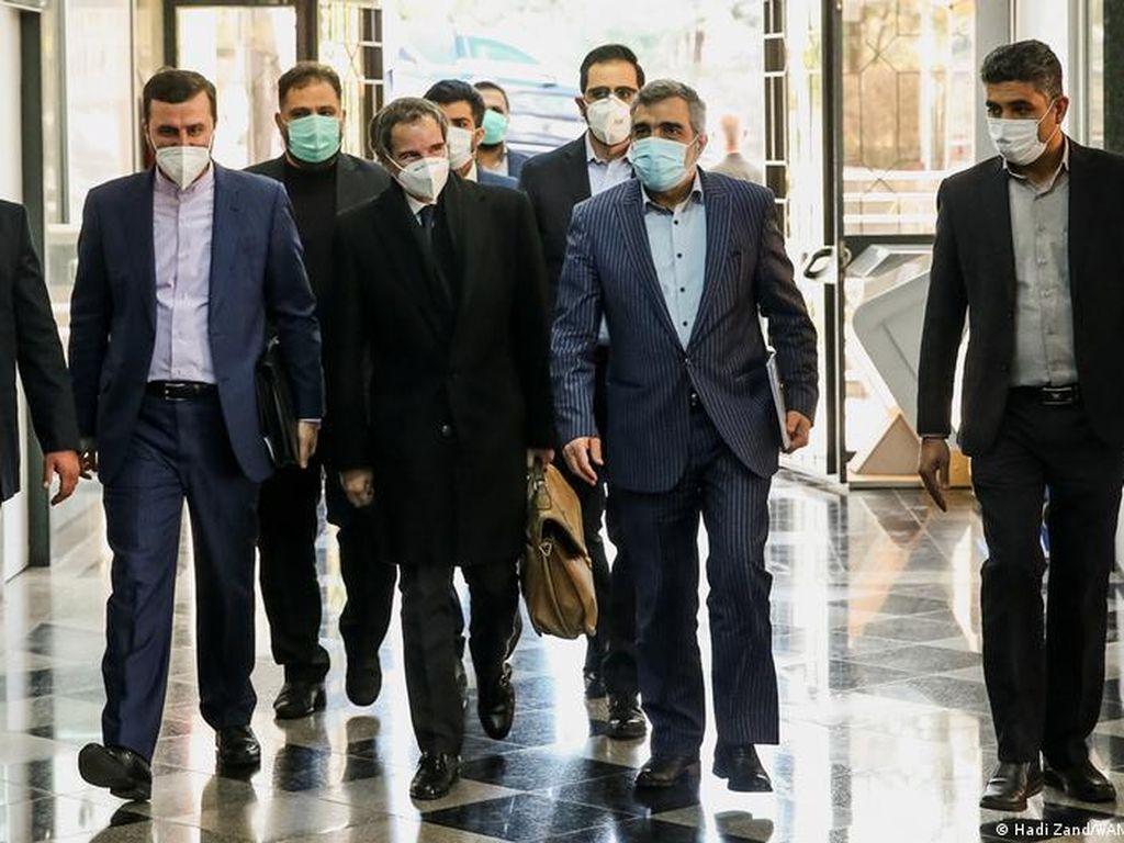 Kesepakatan Sementara IAEA dan Iran Akhiri Kebuntuan Nuklir