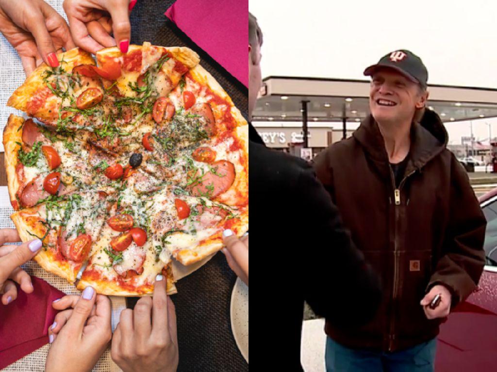 Antarkan Pizza, Kurir Ini Dapat Tip Sebuah Mobil Baru