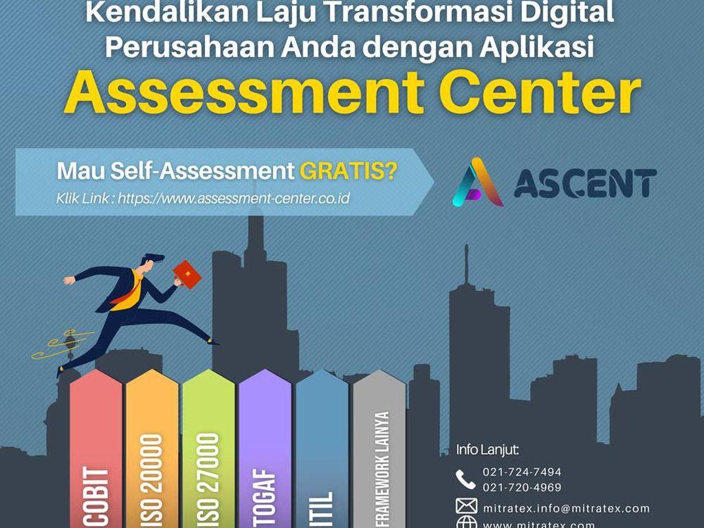 Kenali Pentingnya Assessment untuk Kendalikan Transformasi Digital