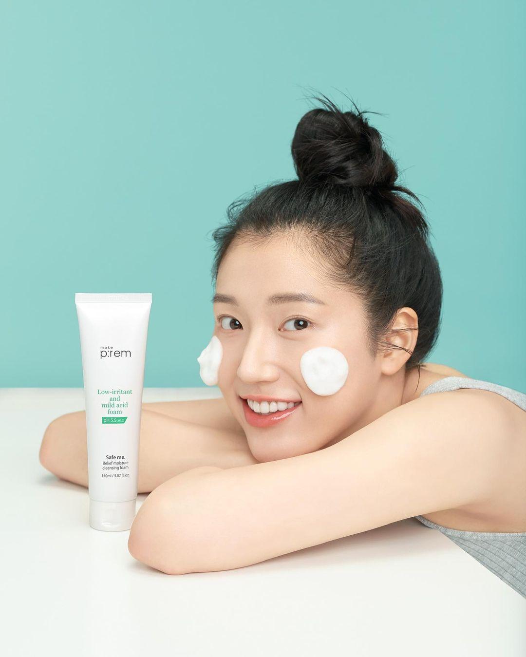 make a:prem skincare korea
