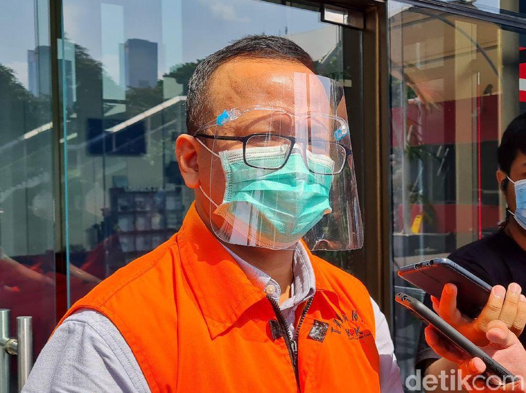 KPK Sebut Edhy Prabowo Manfaatkan Kunjungan Online Bukan dari Keluarga Inti