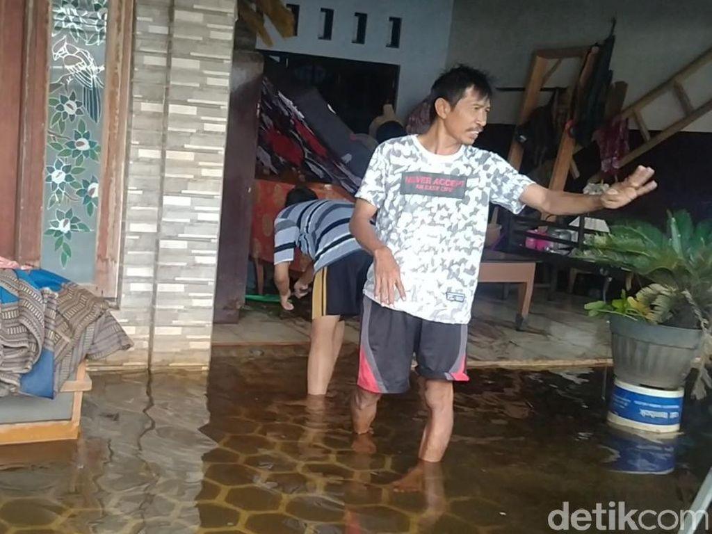 Curahan Hati Warga Sebut Banjir di Kota Pekalongan Berjilid-jilid