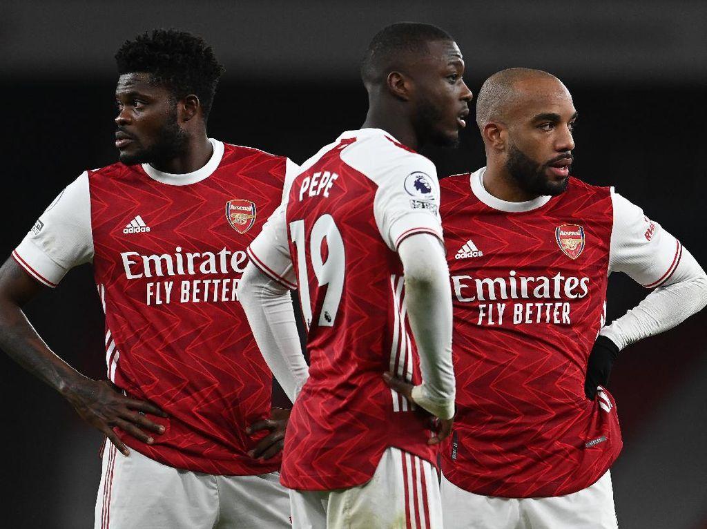 Arsenal Vs Benfica: Sebuah Final buat The Gunners