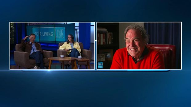 Oliver Stone di Mola TV