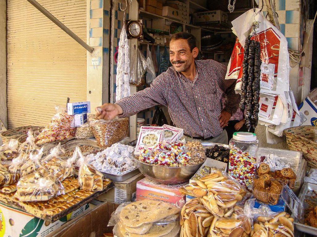 Sambut Ramadhan, Harga Kebutuhan Pokok di Irak Melambung Tinggi