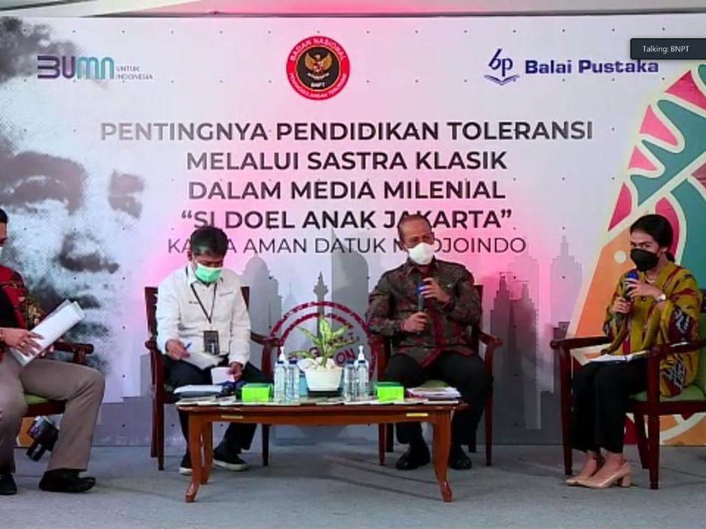 Angkat Toleransi, Si Doel Anak Jakarta Bakal Dijadikan Web Series