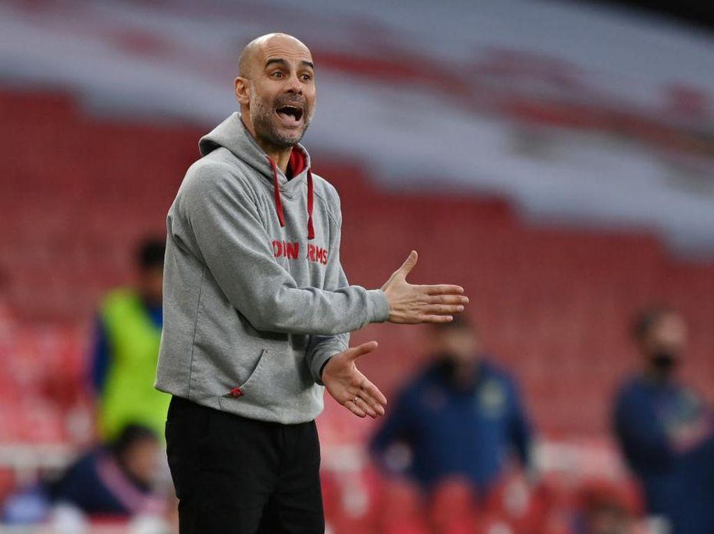 Man City Vs MU: Head to Head Guardiola Lawan Solskjaer Masih Imbang