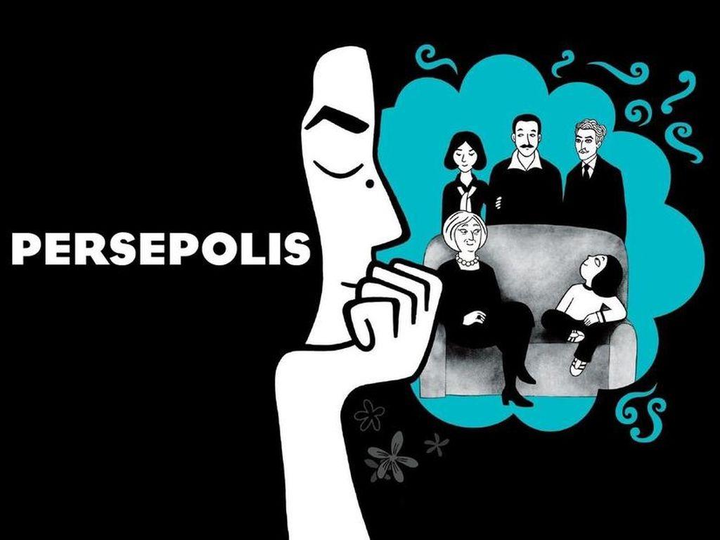 Fatwa Wanita di Film Animasi Harus Berhijab dan Persepolis Tembus ke Oscar