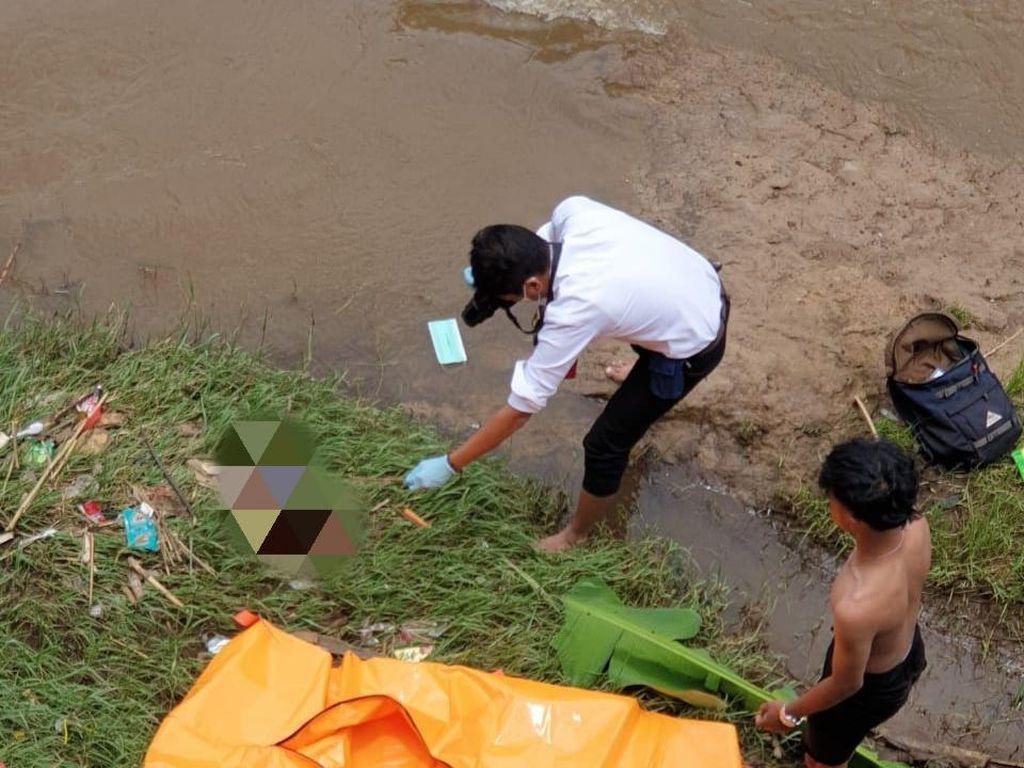 Jasad Bayi Ditemukan di Pinggir Sungai Cimanuk Garut, Polisi Buru Pelaku