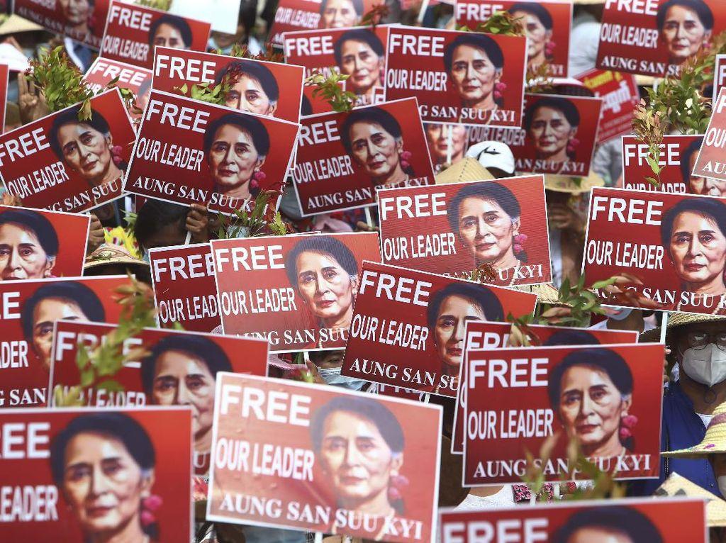 Menlu Militer Myanmar Terlibat Pembicaraan dengan Thailand-Indonesia