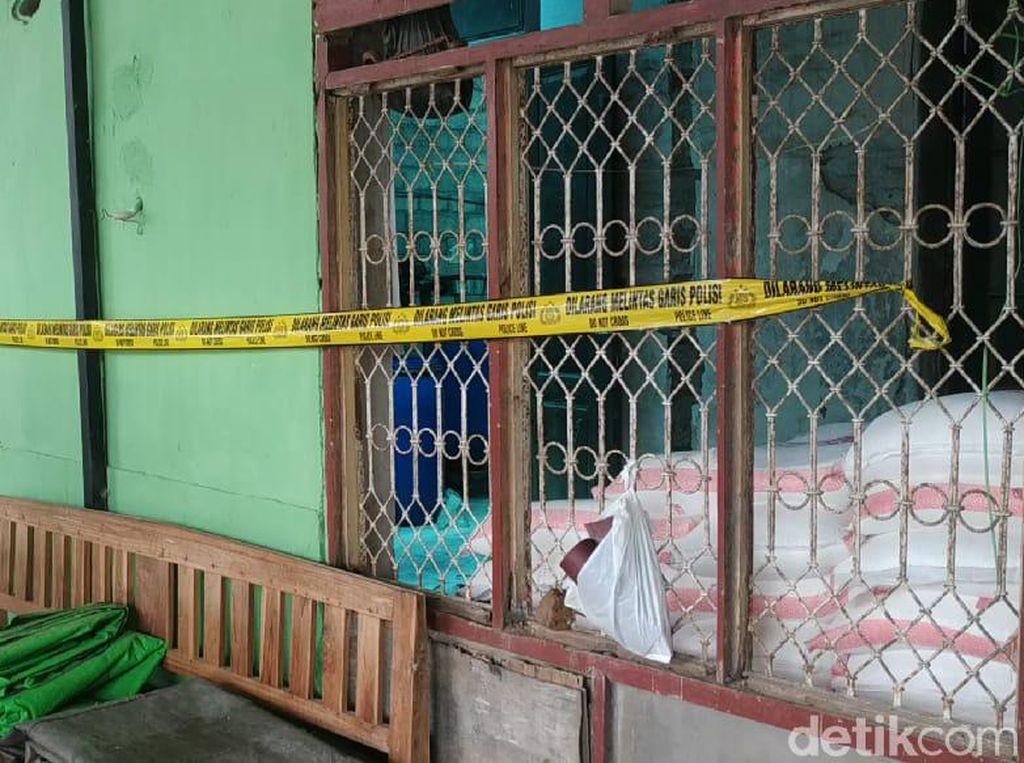 Rumah Produksi Pupuk Cair Oplosan di Kota Kediri Digerebek Polisi