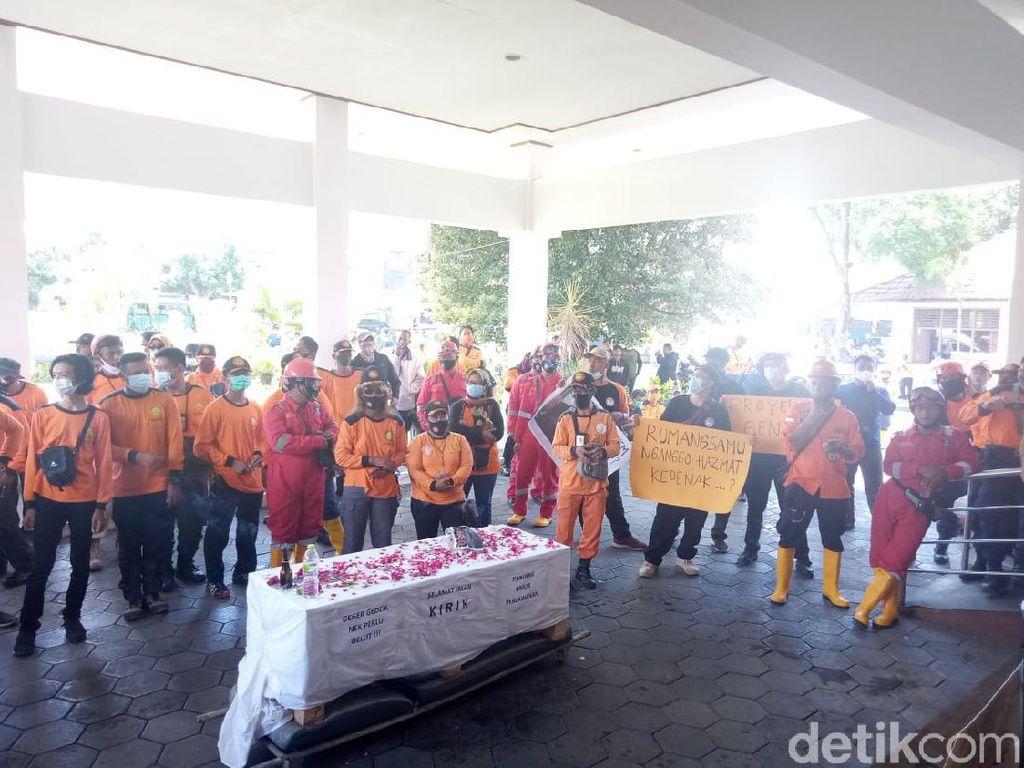 Anggota DPRD Bantul Sebut Pemakaman Corona Bak Anjing, Polisi Turun Tangan
