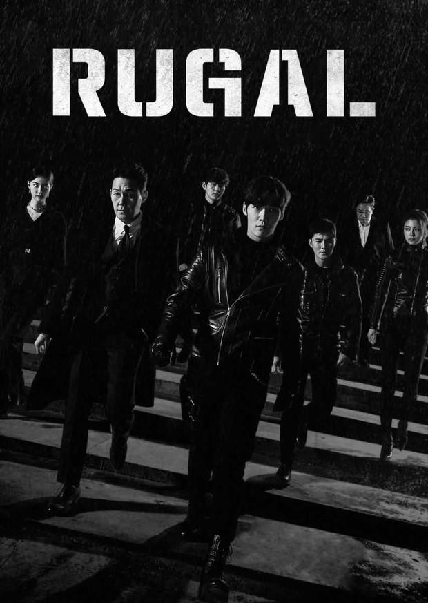 Drama Korea Rugal Foto:pinterest/rosalisgmz