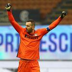 Milan Vs Inter: Handanovic Gemilang, Bikin Pioli Tercengang