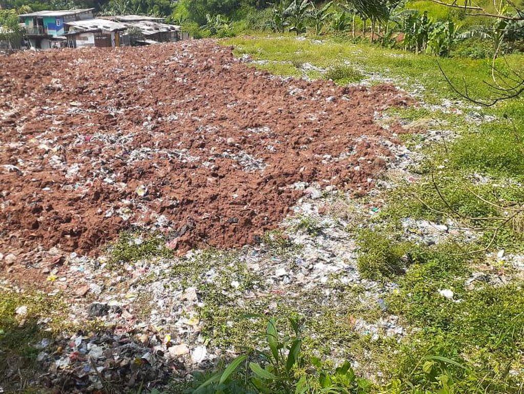 Lapangan Sampah Bekasi Sudah Ditutup Tanah, Warga Tetap Tolak Rencana TPS